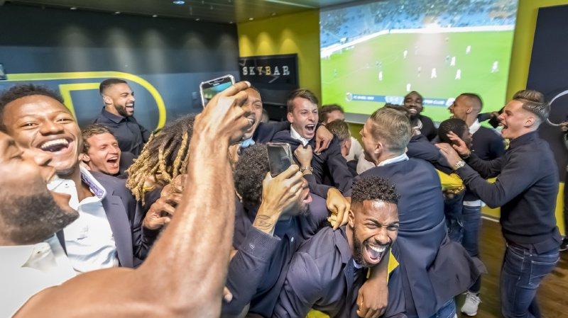 Football - Super League: Young Boys deviennent champions suisses sans jouer