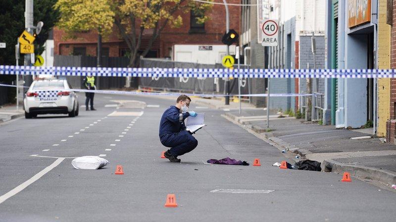 La fusillade s'est produite dans le quartier de Prahran, à Melbourne, deuxième plus grande ville du pays.