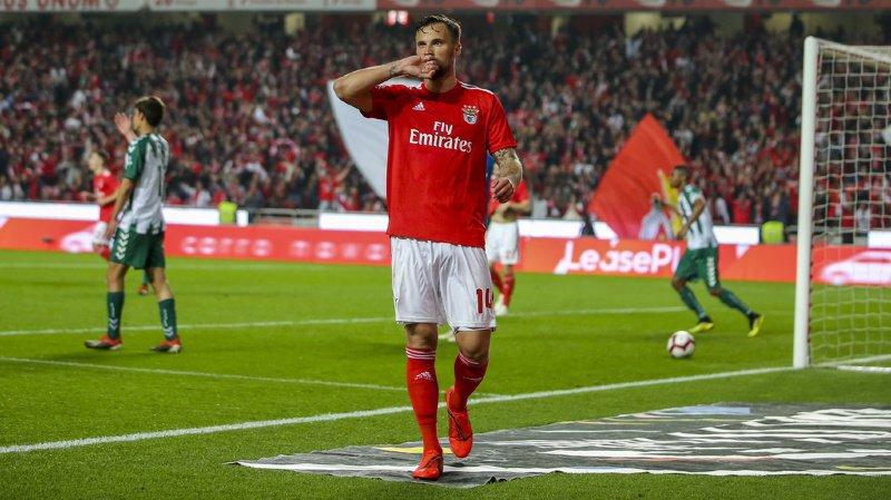 Football – championnat du Portugal: encore un but pour Seferovic