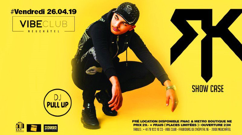 RK Showcase - Neuchâtel - Vibe Club