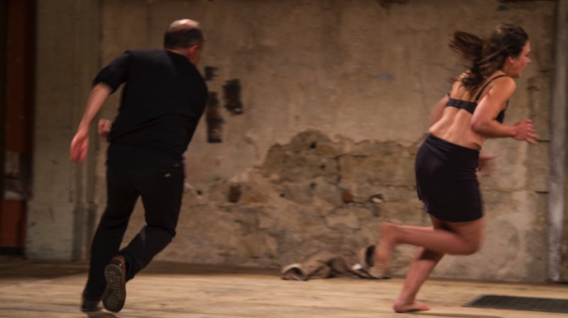 Orgie, P.P. Pasolini, mise en scène J.-M. Potiron