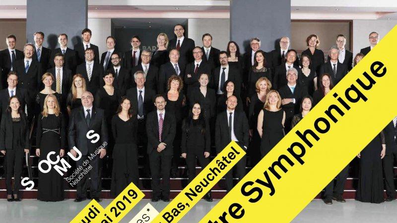 Orchestre Symphonique Berne - L'apprenti sorcier