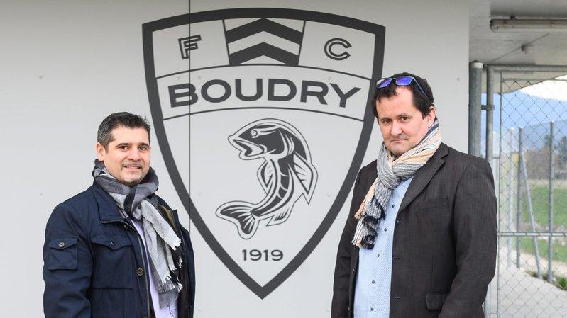 Changement sans chamboulement au FC Boudry