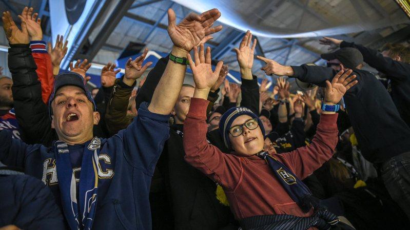 Paroles de supporters: «Le HCC, c'est bien plus qu'un club»