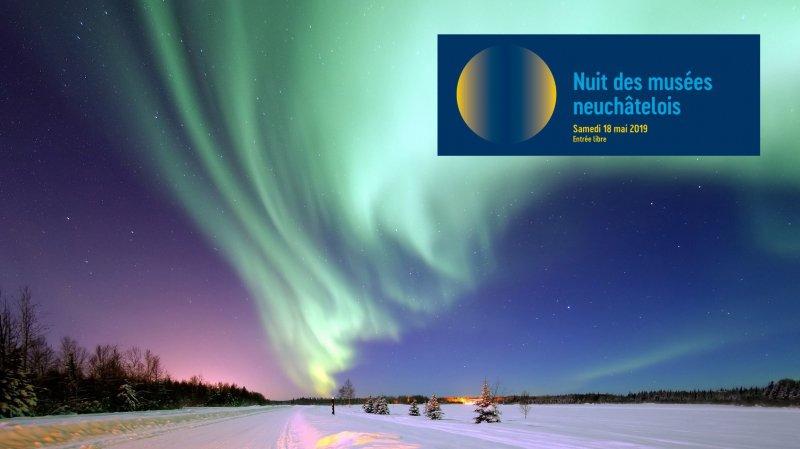 Nuit des musées polaire
