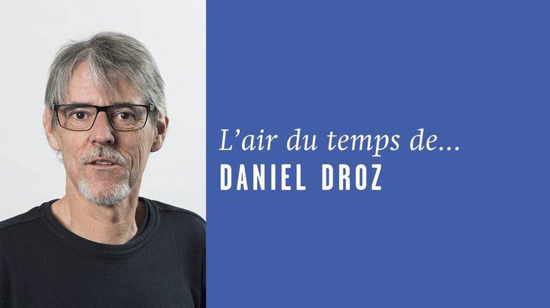 «Fièvre rouge du mardi soir», l'air du temps de Daniel Droz