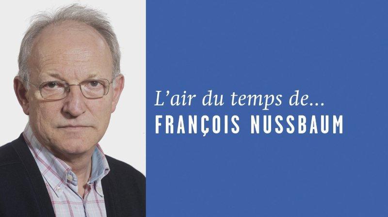 """""""Chien honnête"""", l'Air du temps de François Nussbaum"""