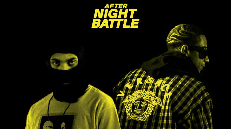 Night Battle Vol.5 + After