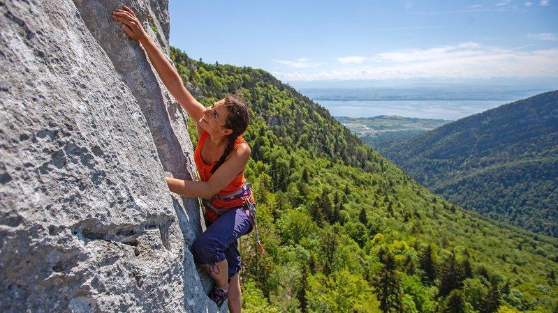 Les principaux sites de grimpe de la région sont désormais réunis dans un guide.