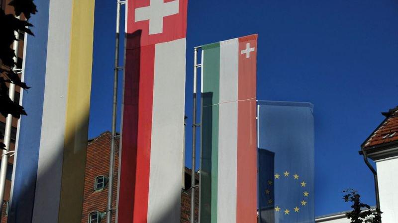 Point de vue d'Yves Sandoz: «La 'menace' de l'Europe?»