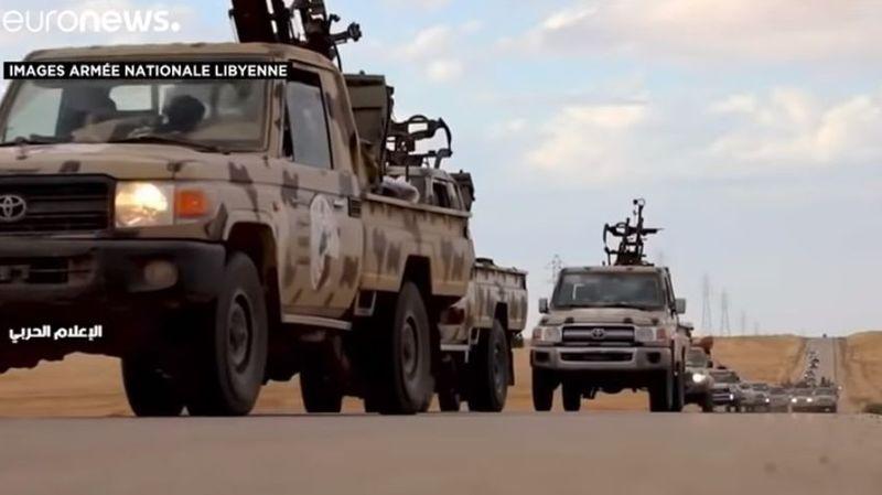 Libye: les forces pro-Haftar repoussées, crainte d'un nouvel embrasement