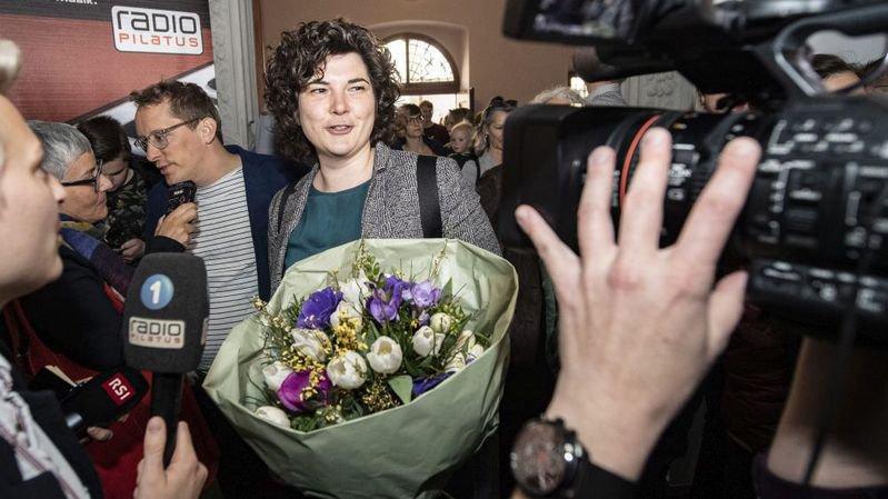 Election à Lucerne, Vert'libéraux et PS, grève des femmes, politique à Bâle-Campagne, que dit-on outre-Sarine?