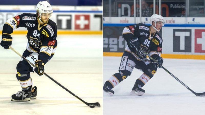 Valentin Lüthi et Philip Ahlström veulent battre leur ex-équipe en finale