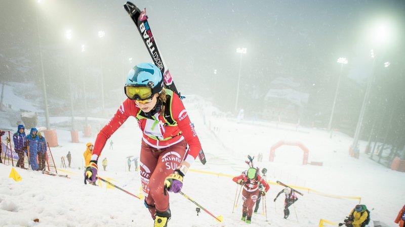 Marianne Fatton remporte le général en sprint
