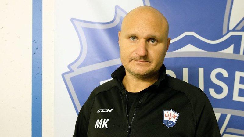 Le Suédois Mikael Kvarnström succède à Serge Pelletier au HCC