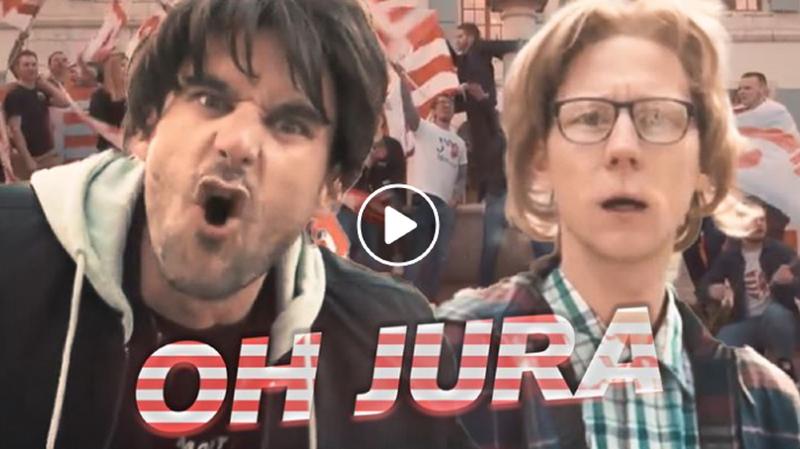 """""""Y a pas moyen Jura"""", la nouvelle parodie de """"120 minutes"""" sur Moutier"""