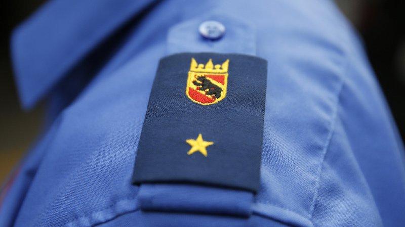 Bienne: menacé d'une arme à feu pour son porte-monnaie