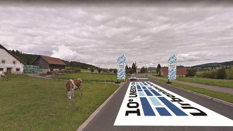 Un sprint spécial pour le Tour de Romandie au Crêt-du-Locle