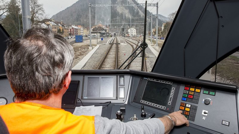 Qui veut devenir pilote de locomotive? TransN recrute