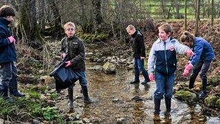 Nettoyage des rives du Seyon: l'appel aux bénévoles est lancé