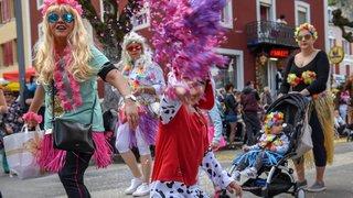 Carnavallon retombe en enfance ce week-end