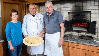 Les Ponts-de-Martel: un restaurant fait revivre le gâteau au beurre