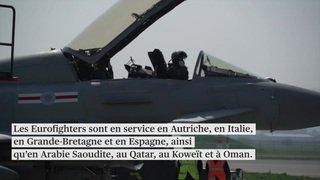 Armée: l'Eurofighter Typhoon est le premier avion de combat testé par la Suisse