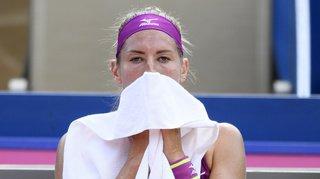 Tennis: Conny Perrin éliminée du tournoi de Charleston