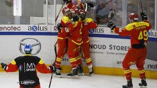 Hockey sur glace - MSL finale: le HC Sierre bat Valais-Chablais et jouera en Swiss League