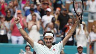 Tennis: Federer redevient numéro 4 mondial, Belinda Bencic quitte le Top 20