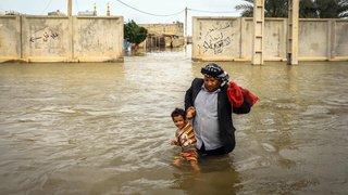 Bienne: les journées photographiques évoquent les inondations