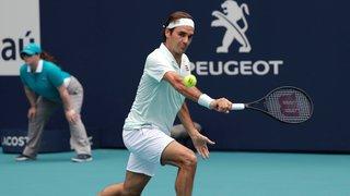 Cent-unième titre sans trembler pour Federer