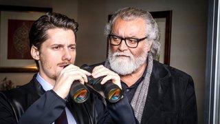 «C'est mon film  le plus italien!»