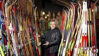3000 paires de skis pour un musée, le projet d'un collectionneur franc-montagnard