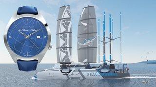 Une montre de Saint-Imier pour aider à nettoyer les océans