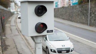 Hausse de conducteurs sanctionnés pour excès de vitesse dans le canton de Neuchâtel