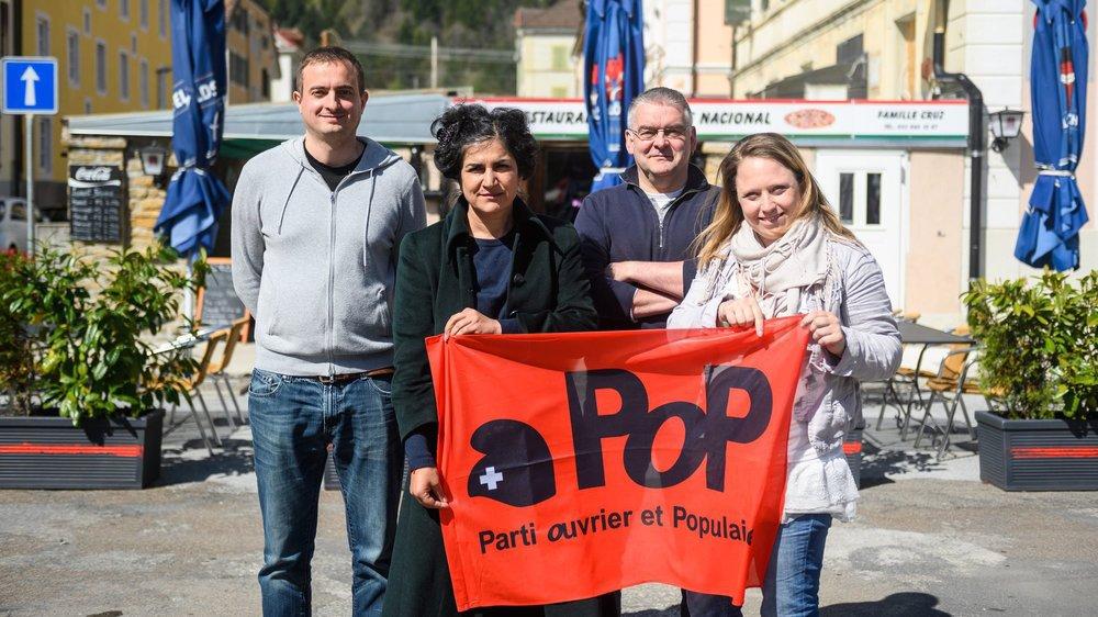 Armin Kapetanovic, Derya Dursun, Denis de la Reussille et Sarah Blum sont candidats aux national. Parmi eux, Sarah Blum et Denis de la Reussille se lancent aux Etats.