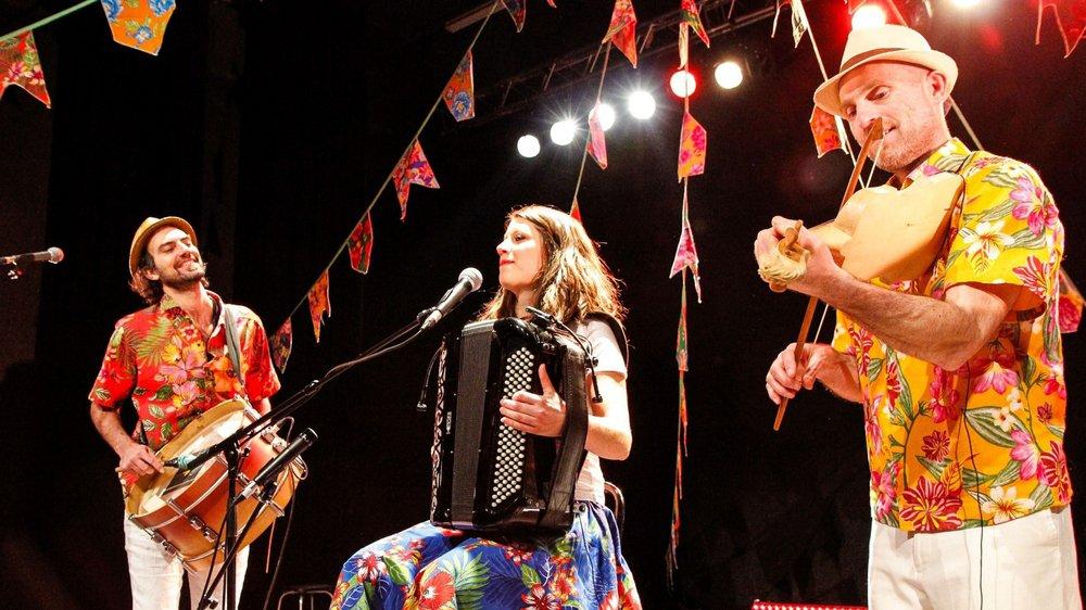 Musiques du Brésil en exergue au festival Ibaté
