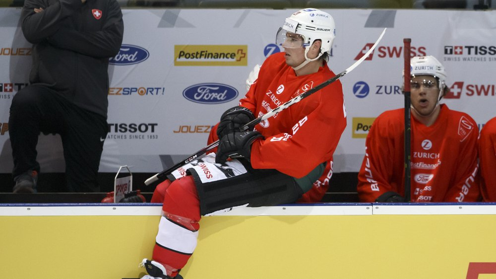 Malgré son jeune âge, Nico Hischier devrait rapidement se muer en renfort de poids pour l'équipe de Suisse.