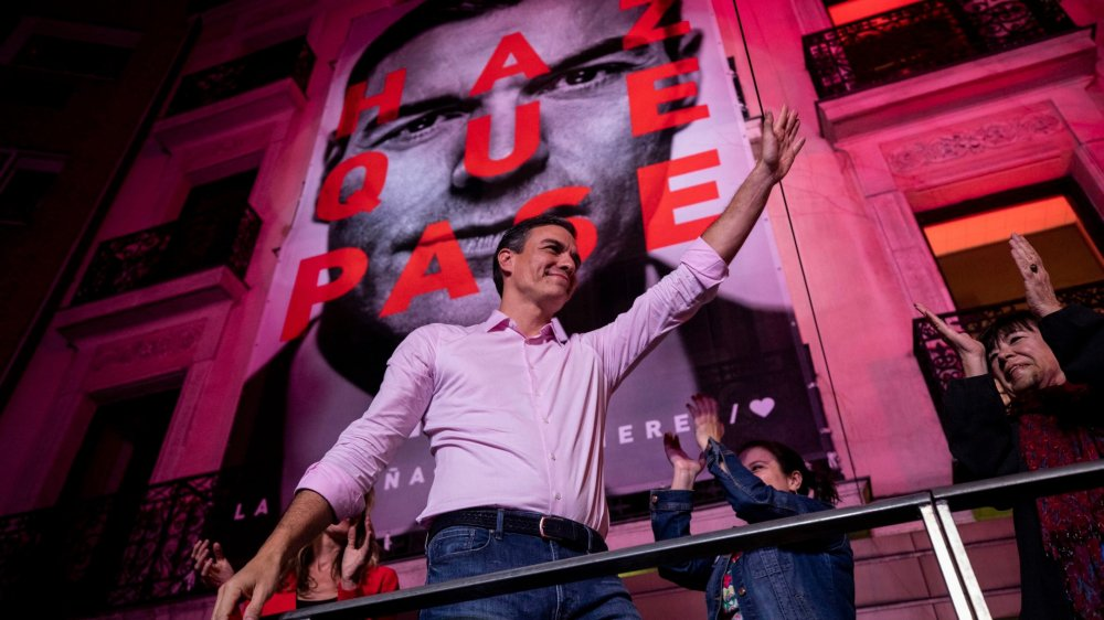Pedro Sanchez va maintenant entamer des manœuvres avec des partis régionaux, comme le Parti nationaliste basque, pour décrocher une majorité gouvernementale...