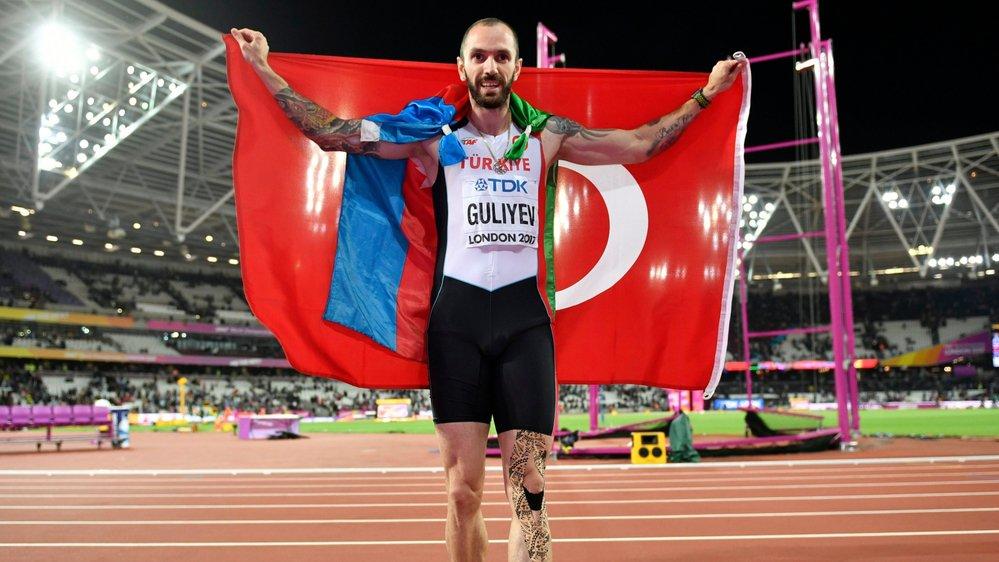 Champion du monde du 200mètres, Ramil Guliyev sera l'une des têtes d'affiche du meeting de Doha.