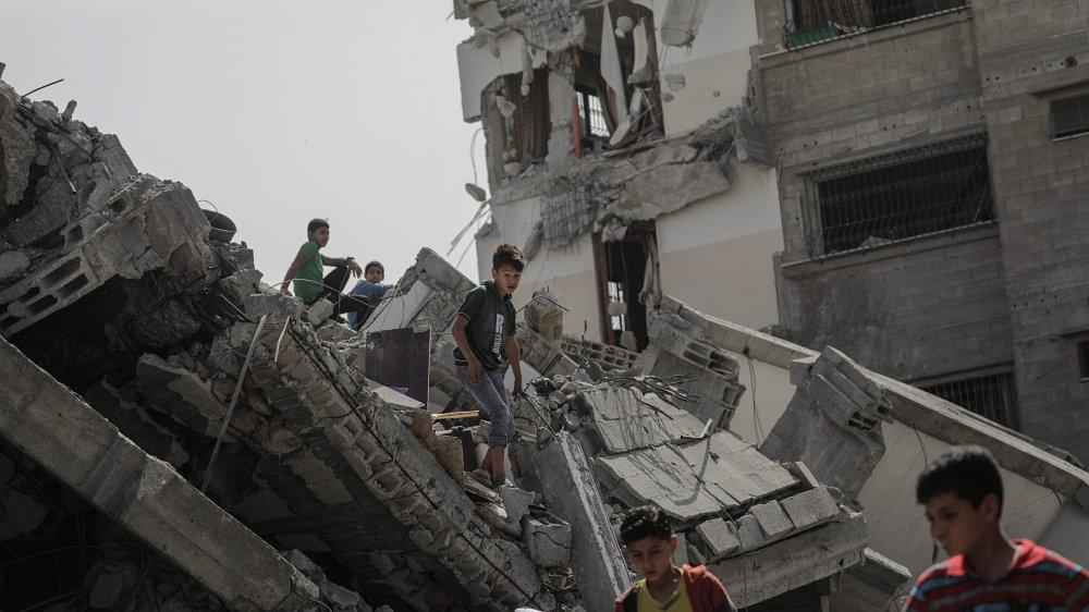 Cessez-le-feu proclamé dans la bande de Gaza.