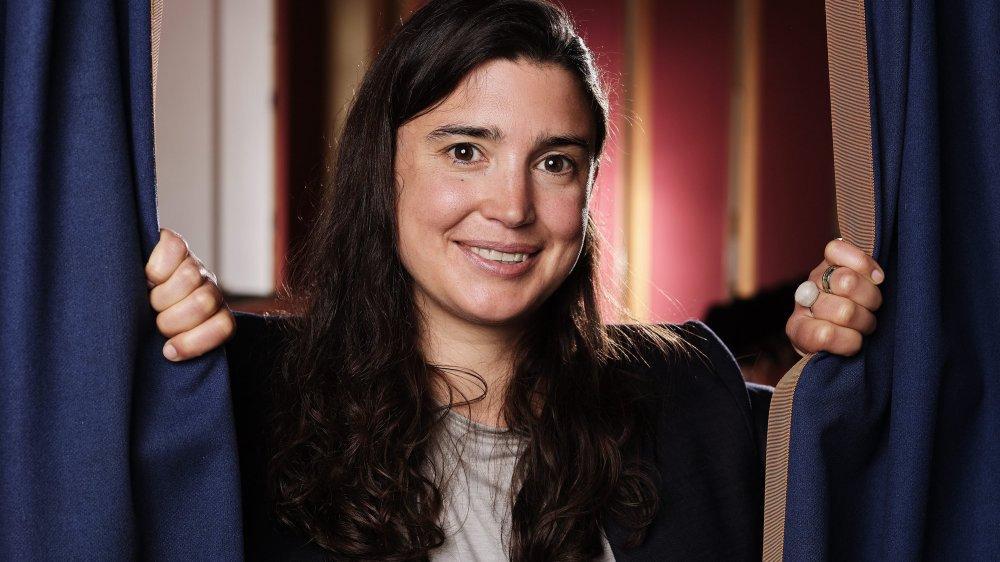 Marie Léa Zwahlen entrouvre le rideau de l'avenir du Club 44.