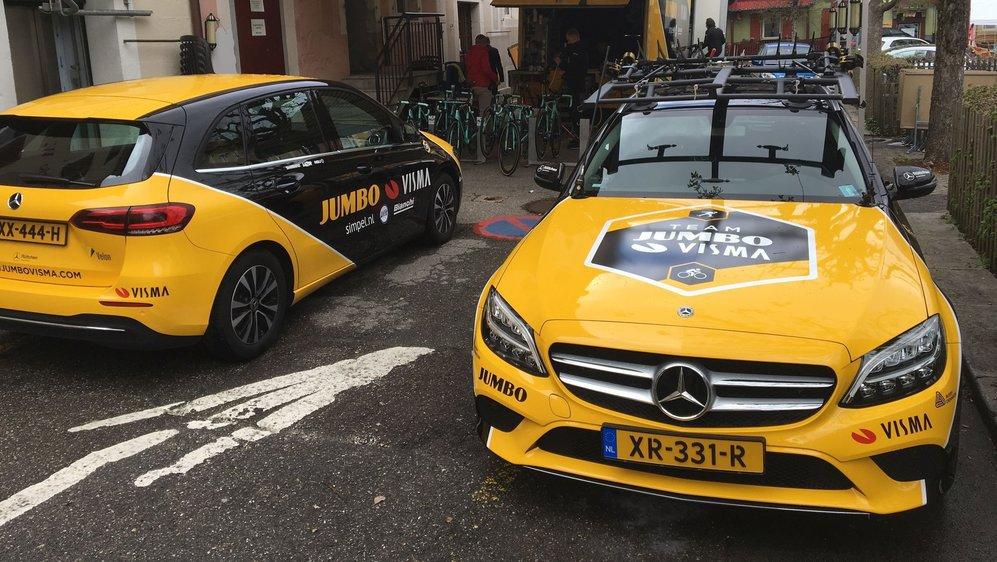 Un seul hôtel neuchâtelois (Chez Gilles, à La Chaux-de-Fonds) accueille une équipe durant le Tour de Romandie.