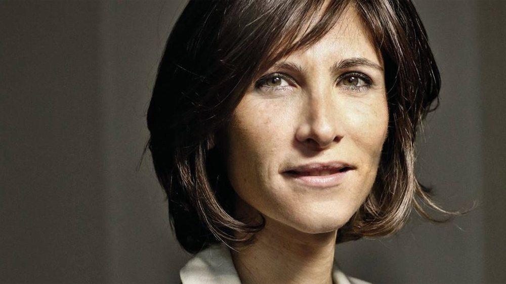 Julia de Funès réconcilie le monde de l'entreprise et philosophie .