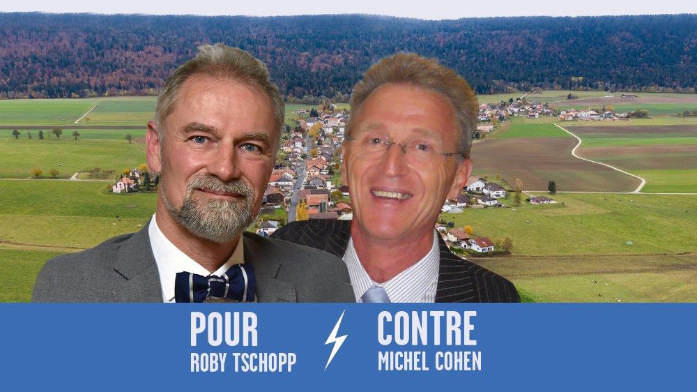Zone réservée à Val-de-Ruz: face-à-face argumentaire avant les urnes