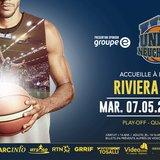 Acte I & II 1/4 de finale de play-offs basket LNAM