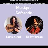 Noémy Braun & Lamia Yared - Musique Séfarade