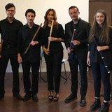 """Concert-découverte: """"de Henry VIII à L.V.Beethoven""""  - Ensemble de flûtes baroques du Conservatoire de Rome"""