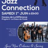 Le Riviera jazz connection en concert au Caveau